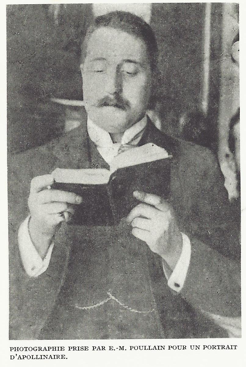 Le matelot d'Amsterdam - Apollinaire dans Littérature (à l'exception de la poésie) arton2639